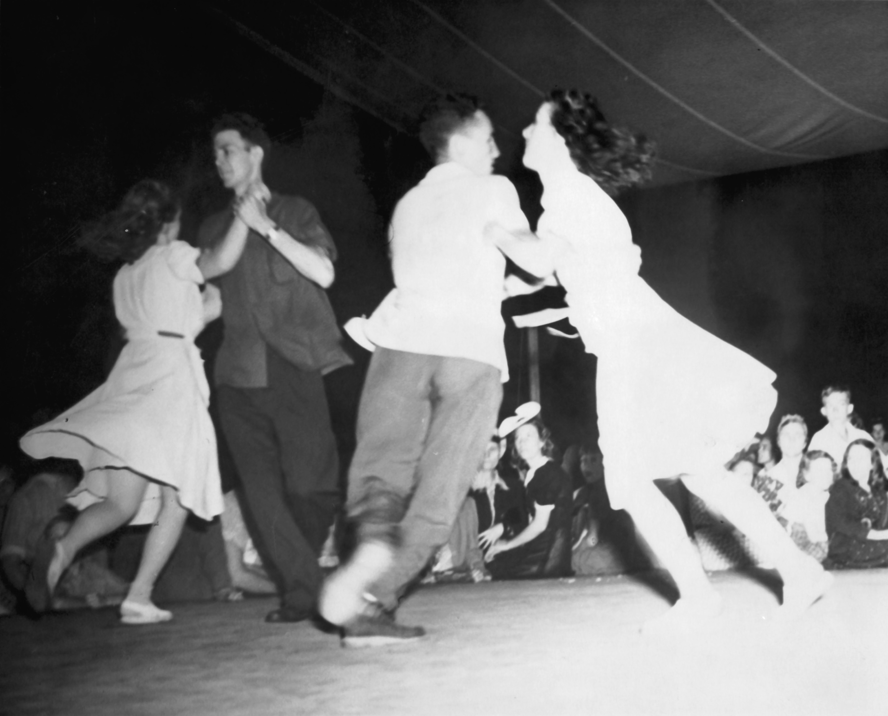 File:John and Ruby Lomax, Square dance gone wild ...