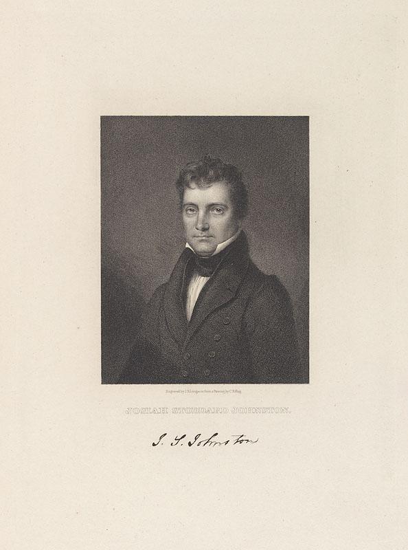 Josiah S. Johnston