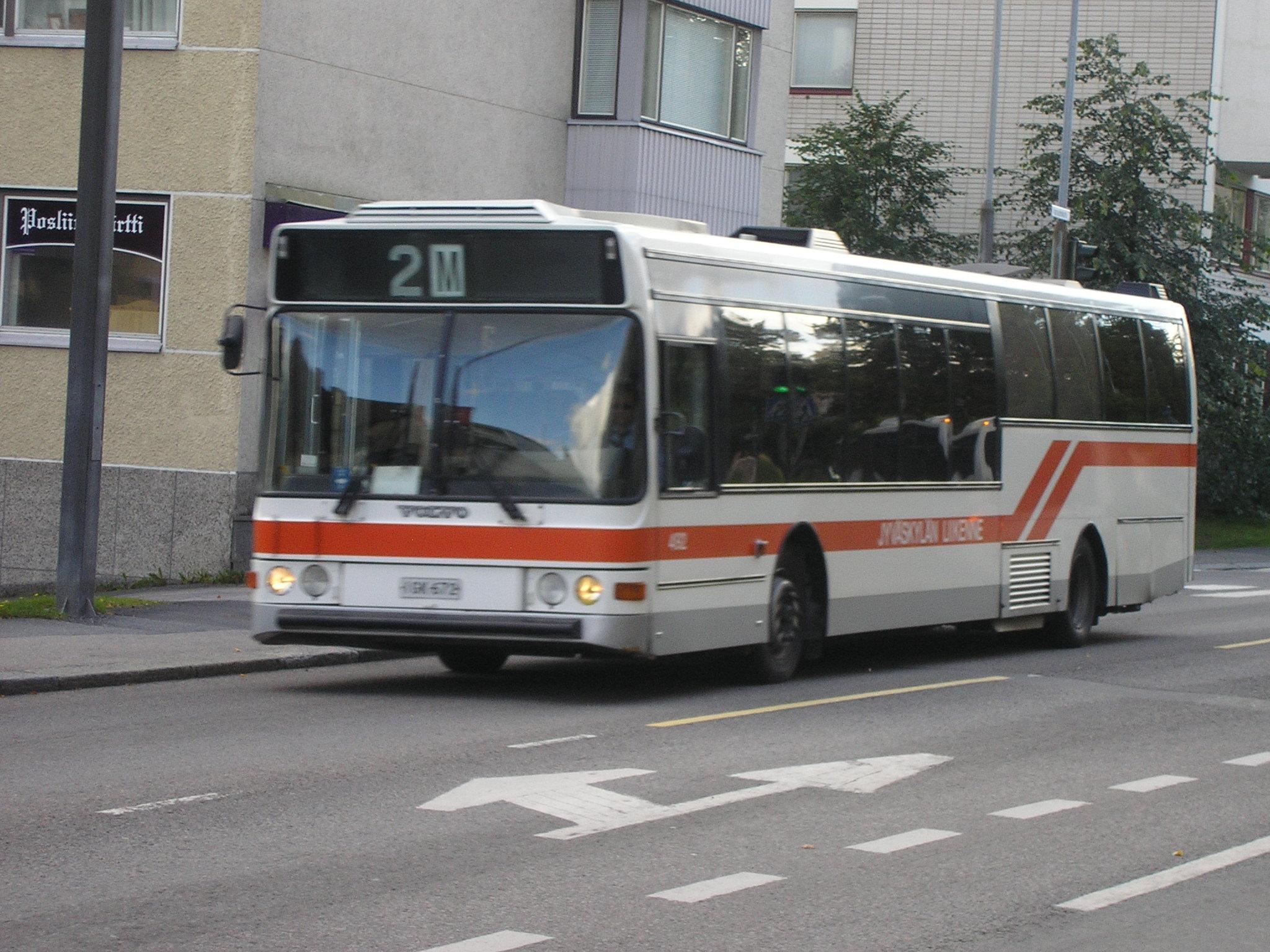 jyväskylän liikenne hinnasto 2015 Heinola