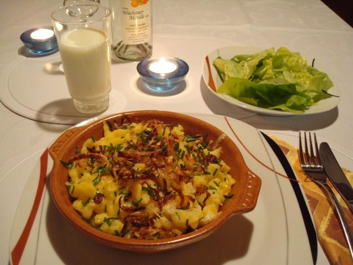 Kasnocken. From an eating tour of Austria