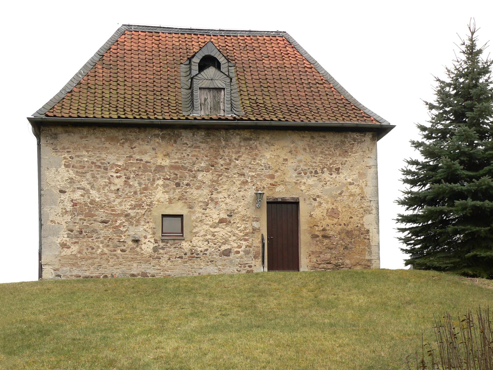 Der HГјgel der Kapelle