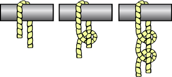 File:Knot 2 half hitches.jpg