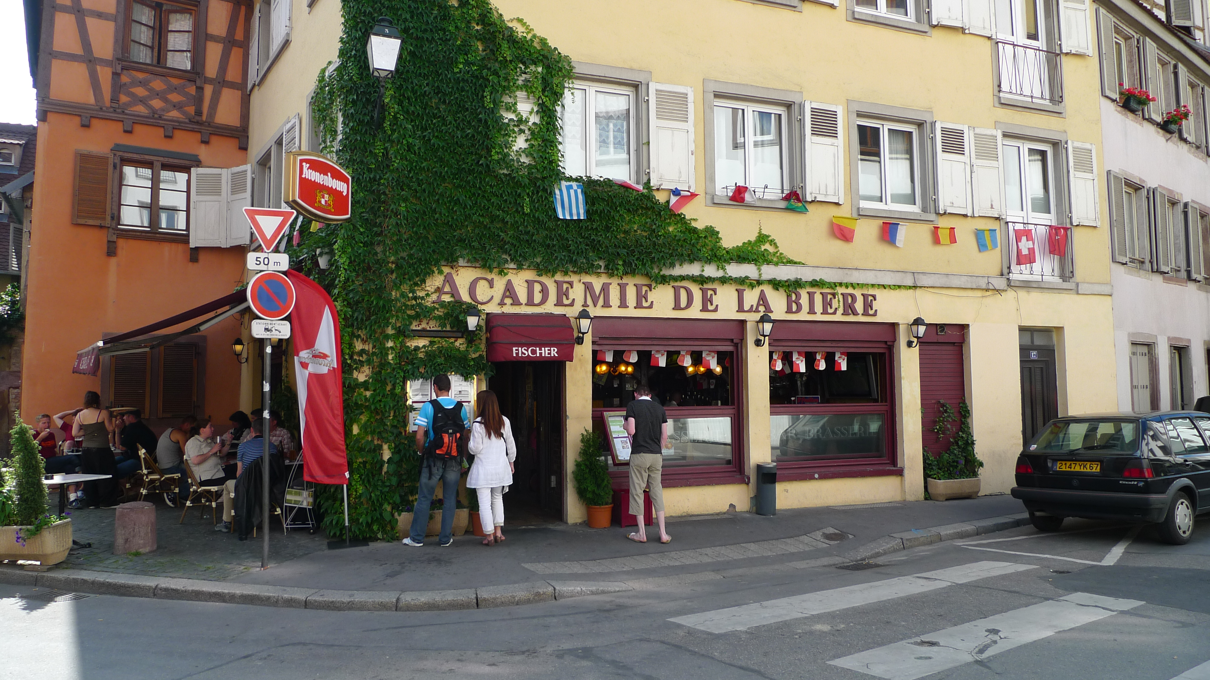 Restaurant La Ptite Casquette