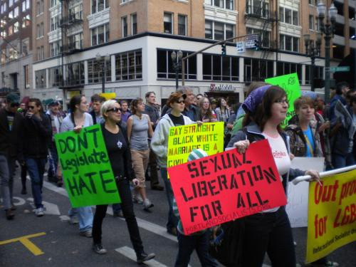 File:LGBT equality protest in Portland.jpg