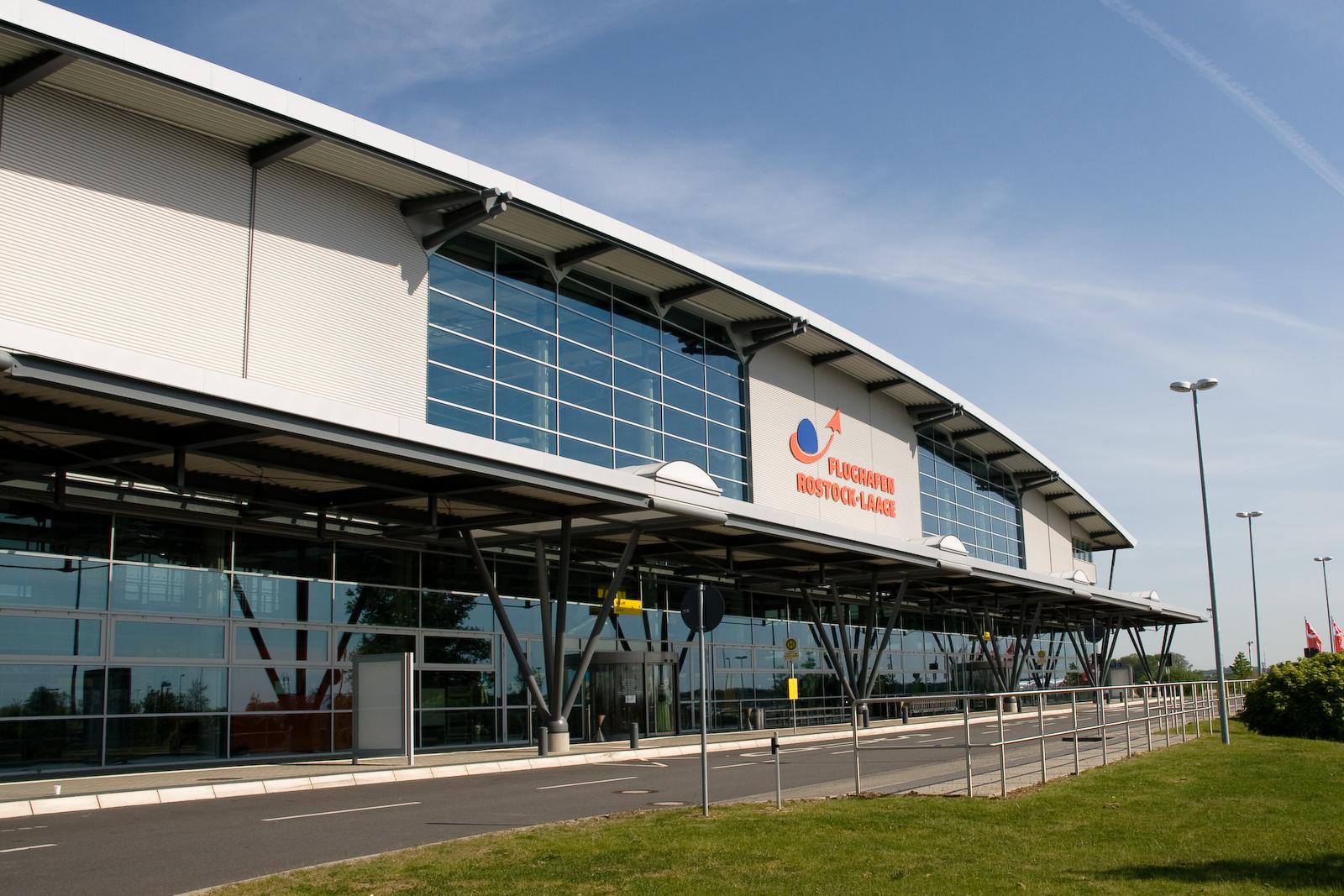 Rostock-Laage Havalimanı