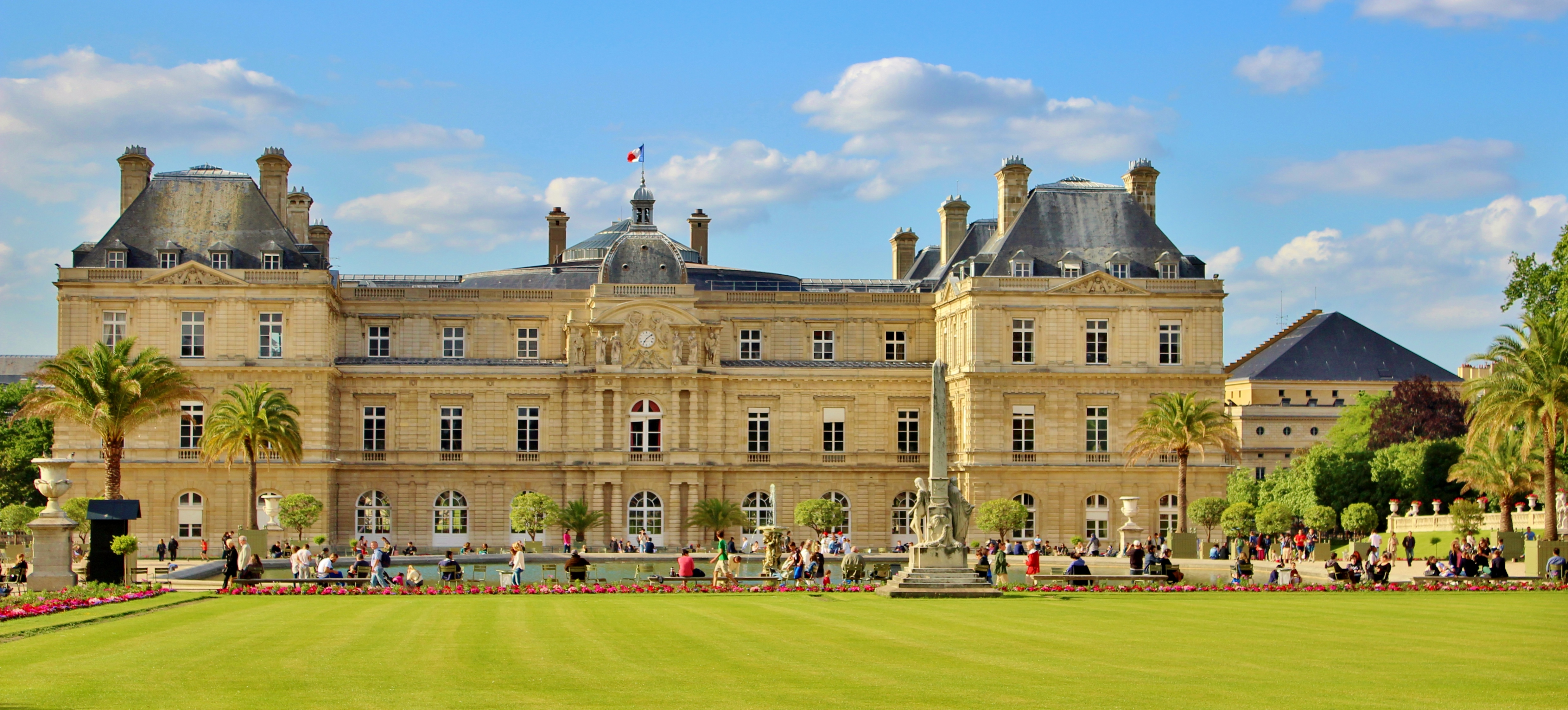 File Le Jardin du Luxembourg Paris France panoramio 26