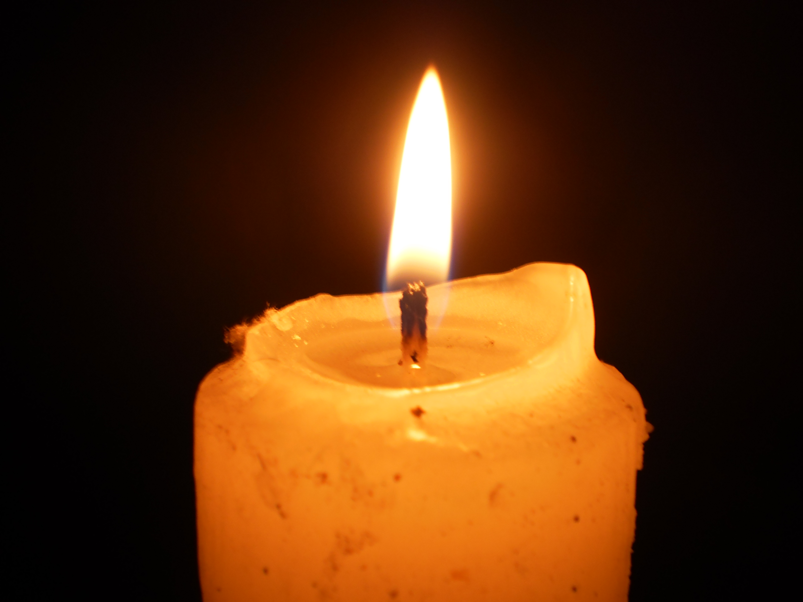 Http Commons Wikimedia Org Wiki File Lighted Candle At Night14 Jpg
