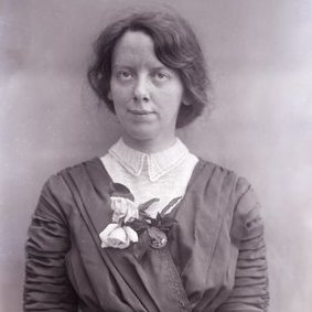 Lillian Forrester UK suffragette