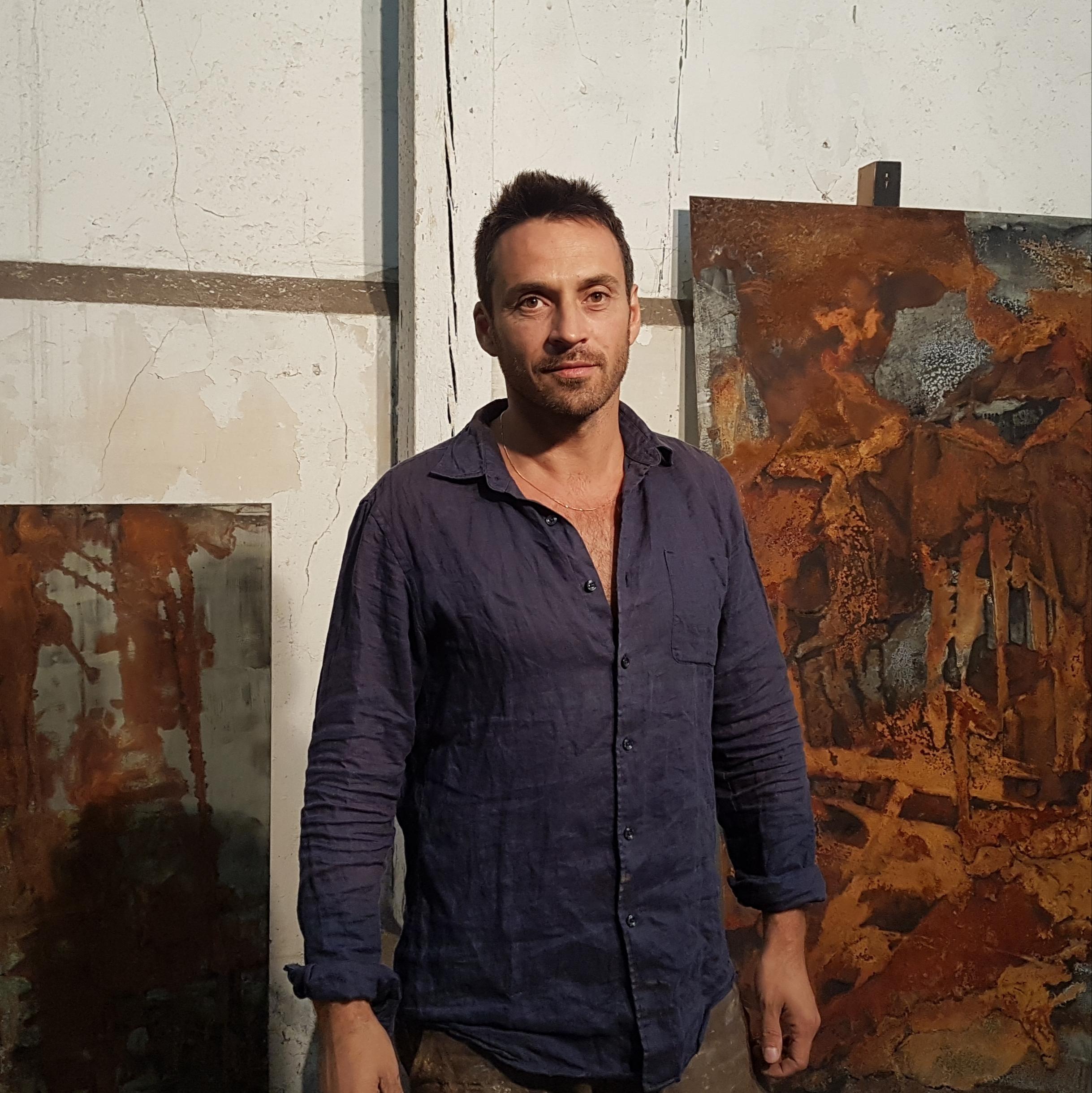 Artiste Peintre Contemporain Toulouse lionel sabatté — wikipédia