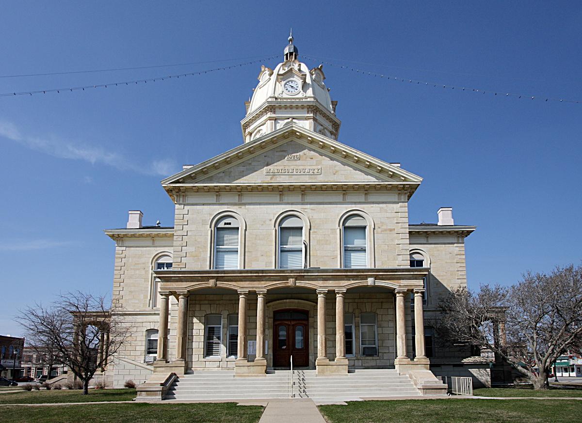 Madison County Iowa Wikipedia