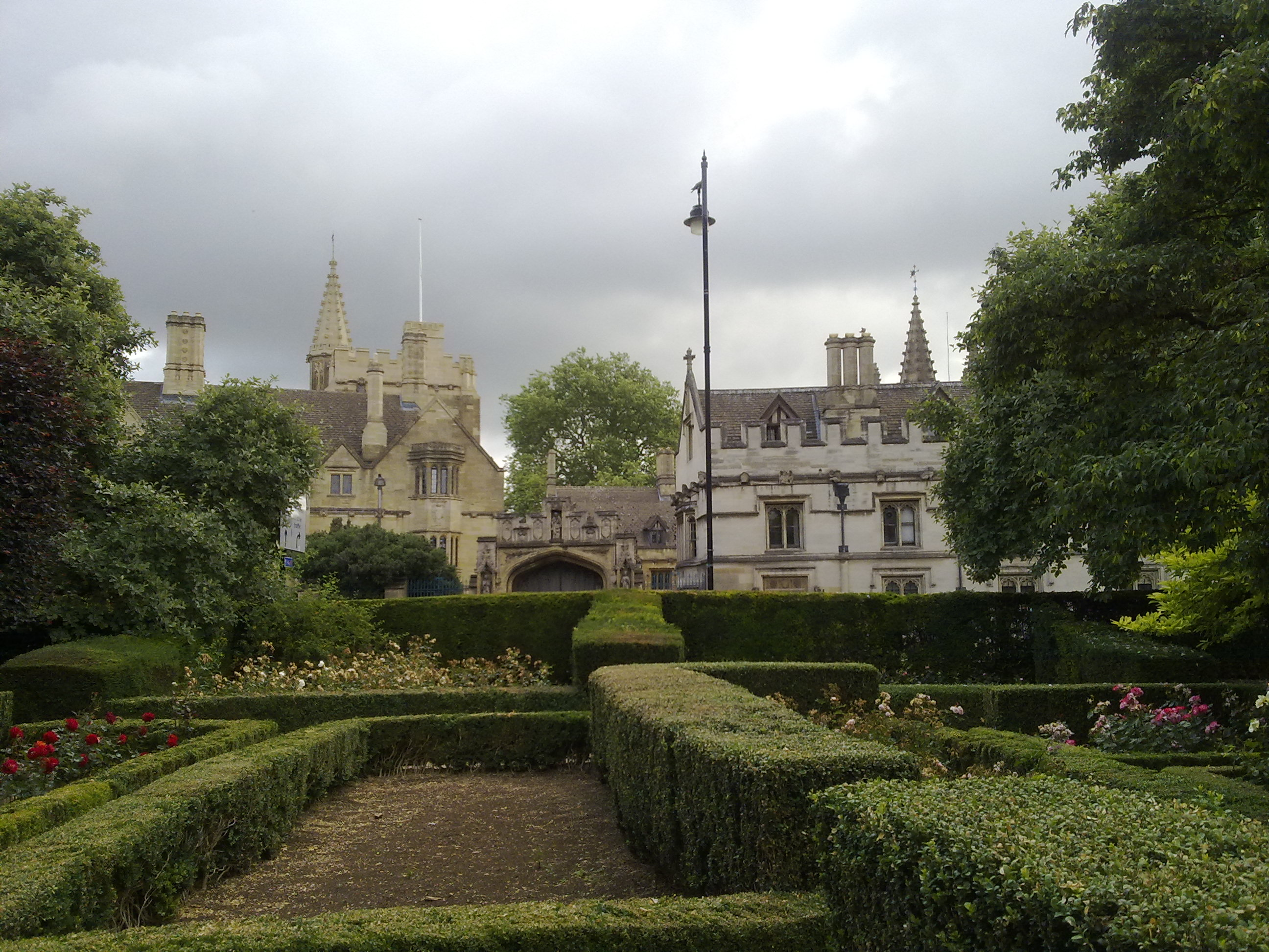 University Of Oxford Botanic Garden