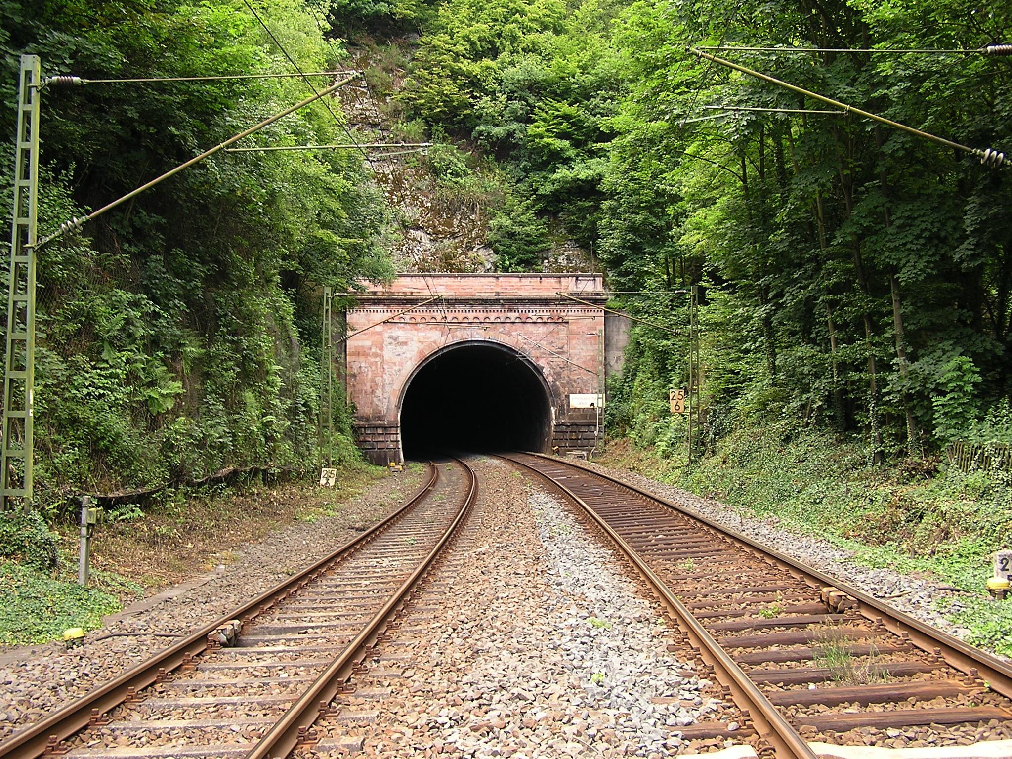 Main-Lahn-Bahn Eppsteiner Tunnel