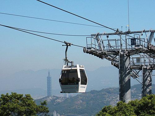 Maokong Gondola - Wikipedia