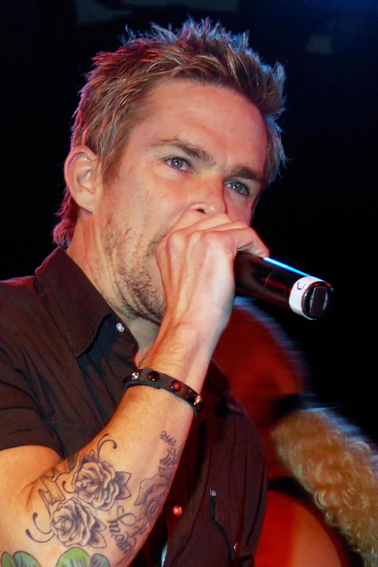 mark mcgrath tattoos