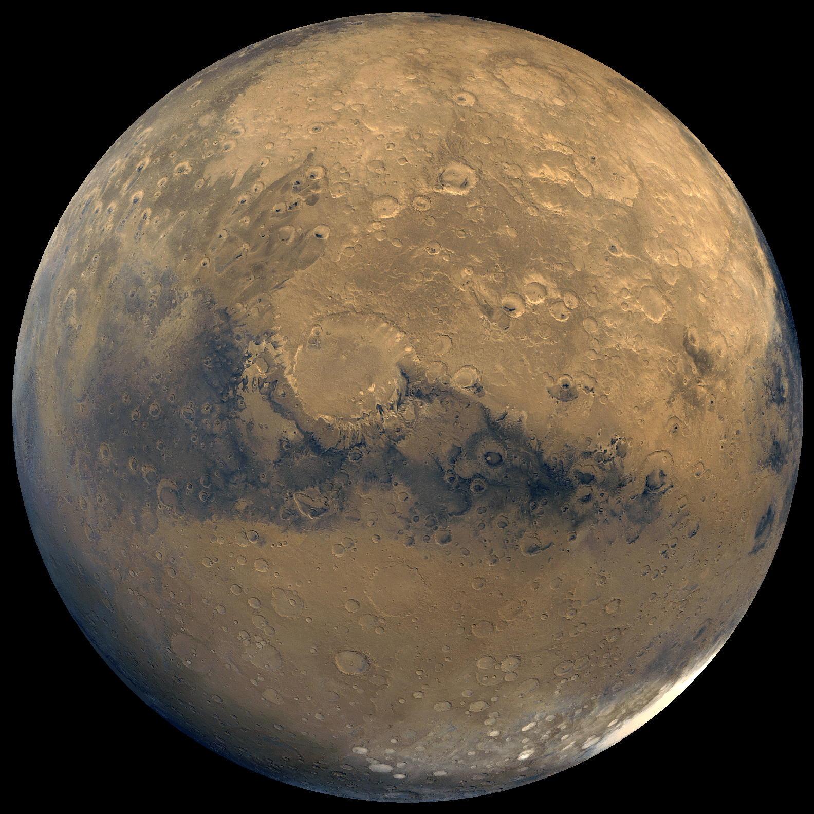 Как открывали Марс: мифы, легенды и загадочные истории