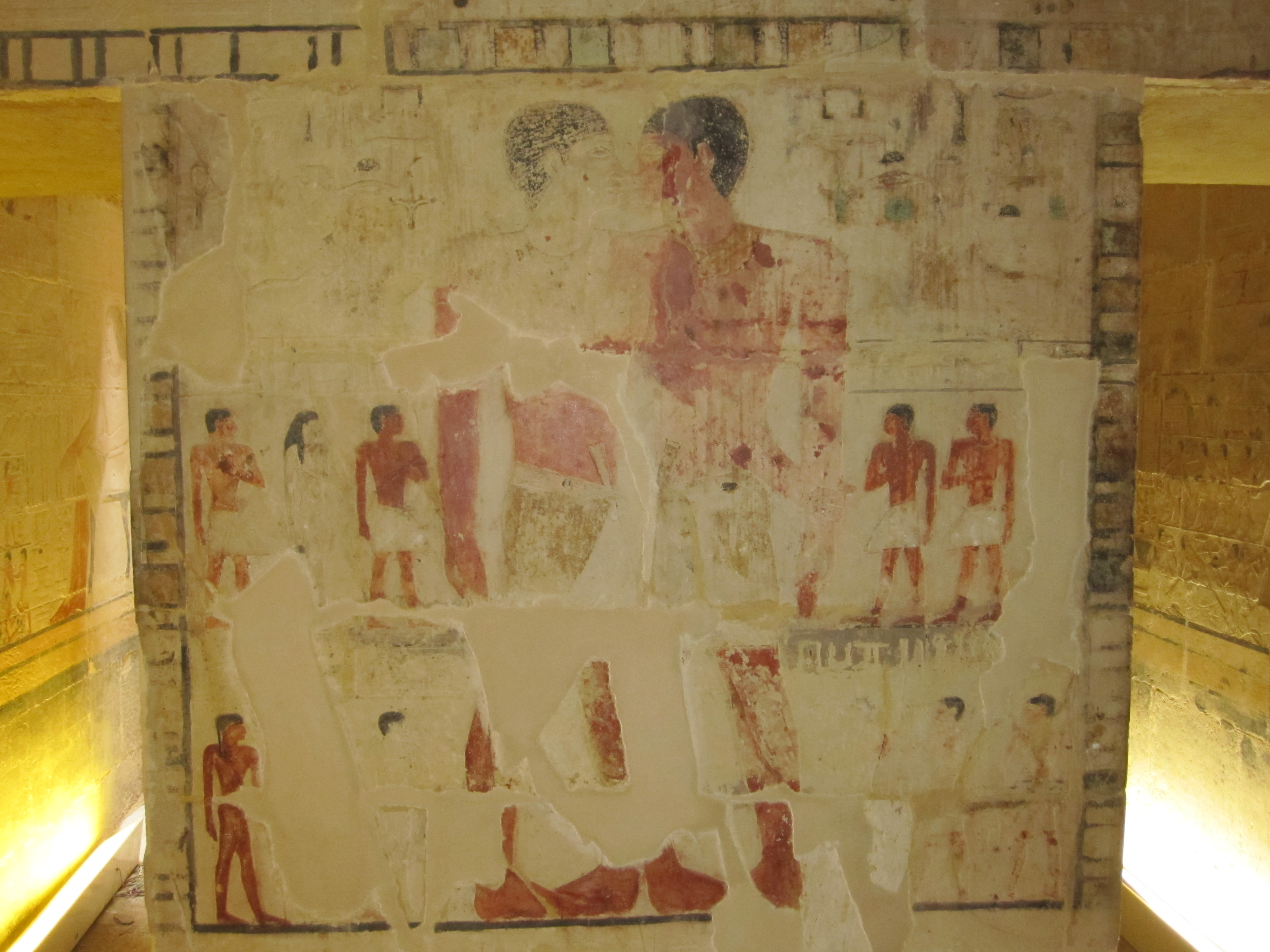 Image result for Khnumhotep and Niankhnum