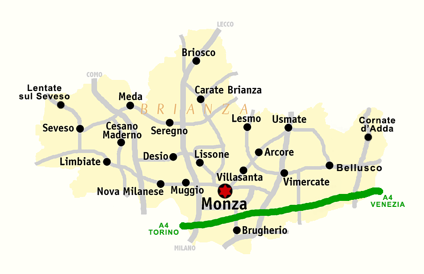 Cartina Brianza Lombardia.File Monza Mappa Png Wikipedia
