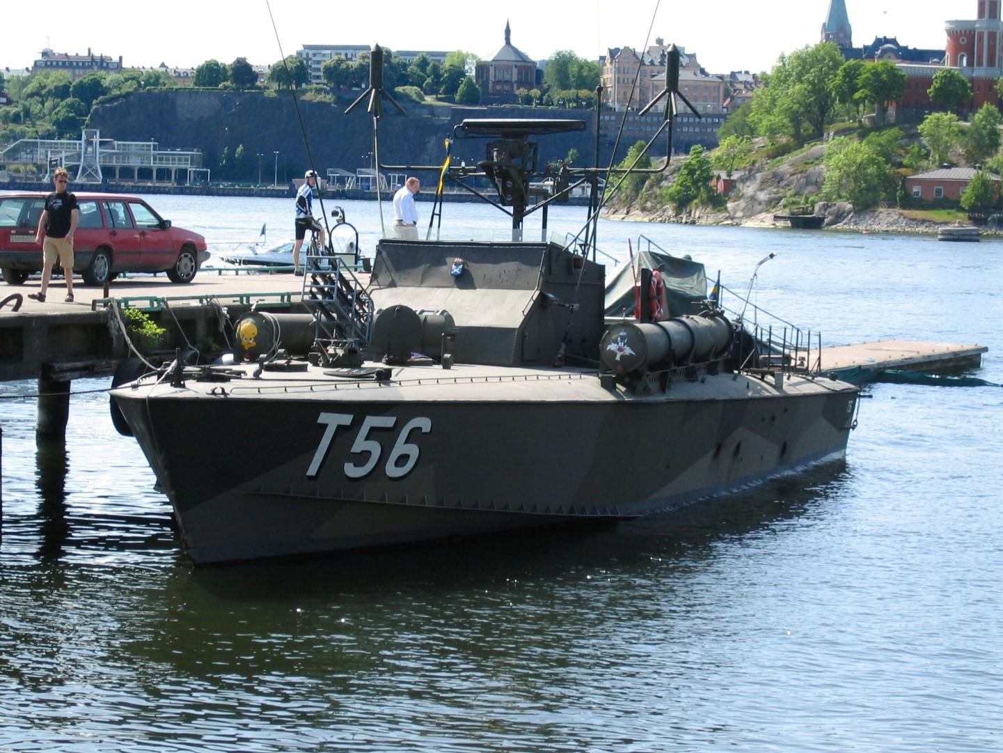 T Craft Boat Image