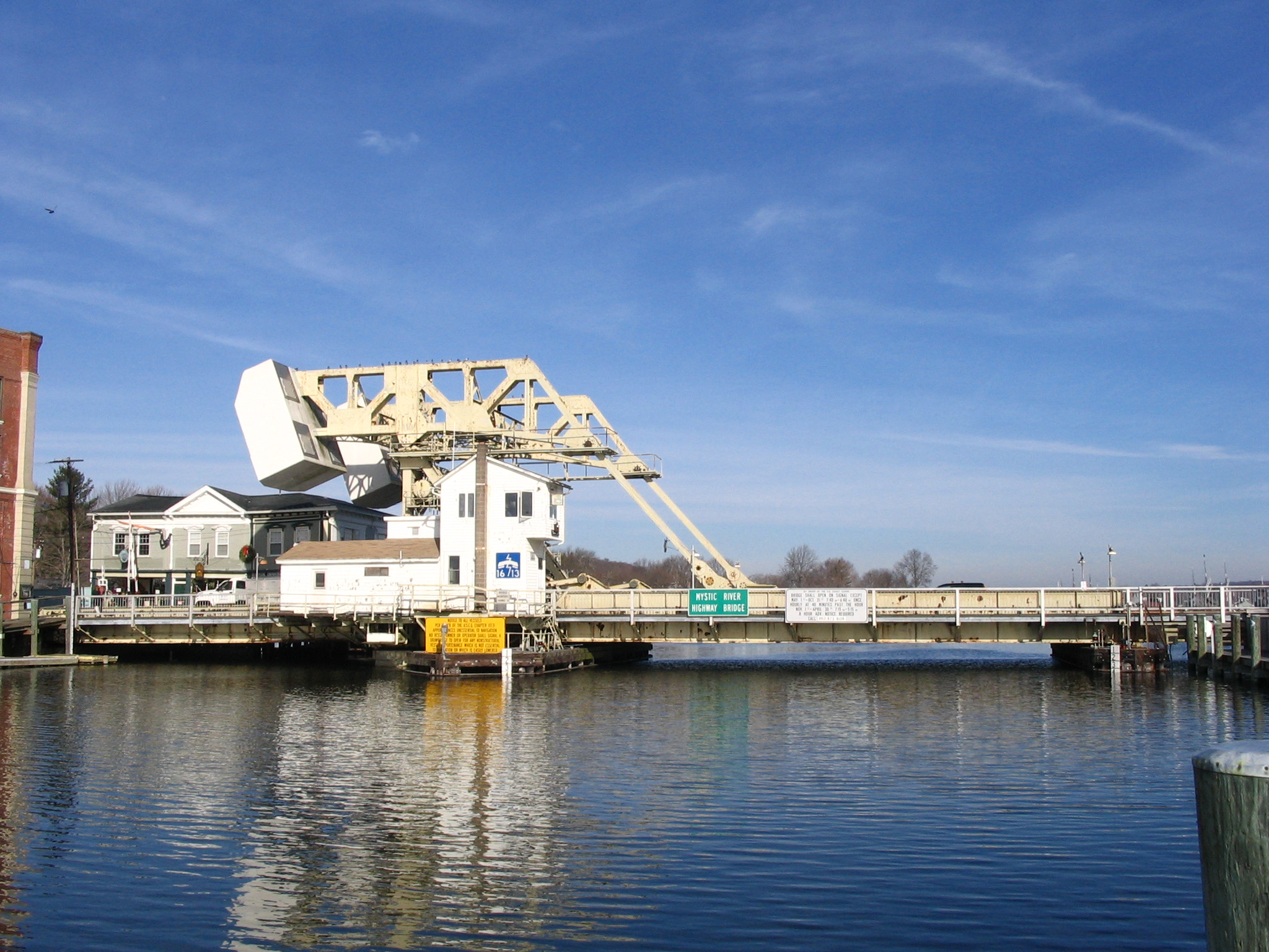 bascule bridge Bascule definition, a device operating like a balance or seesaw, especially an arrangement of a movable bridge (bascule bridge) by which the rising floor or section is counterbalanced by a weight see more.