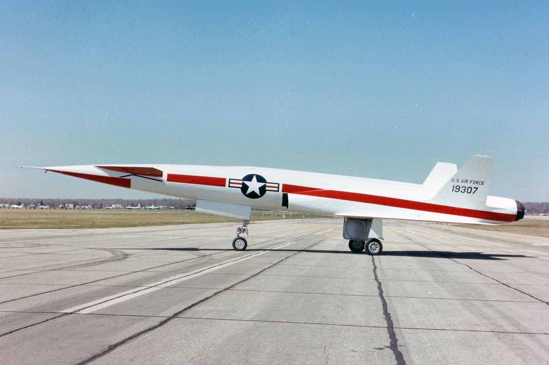 North American X-10 — Wikipédia