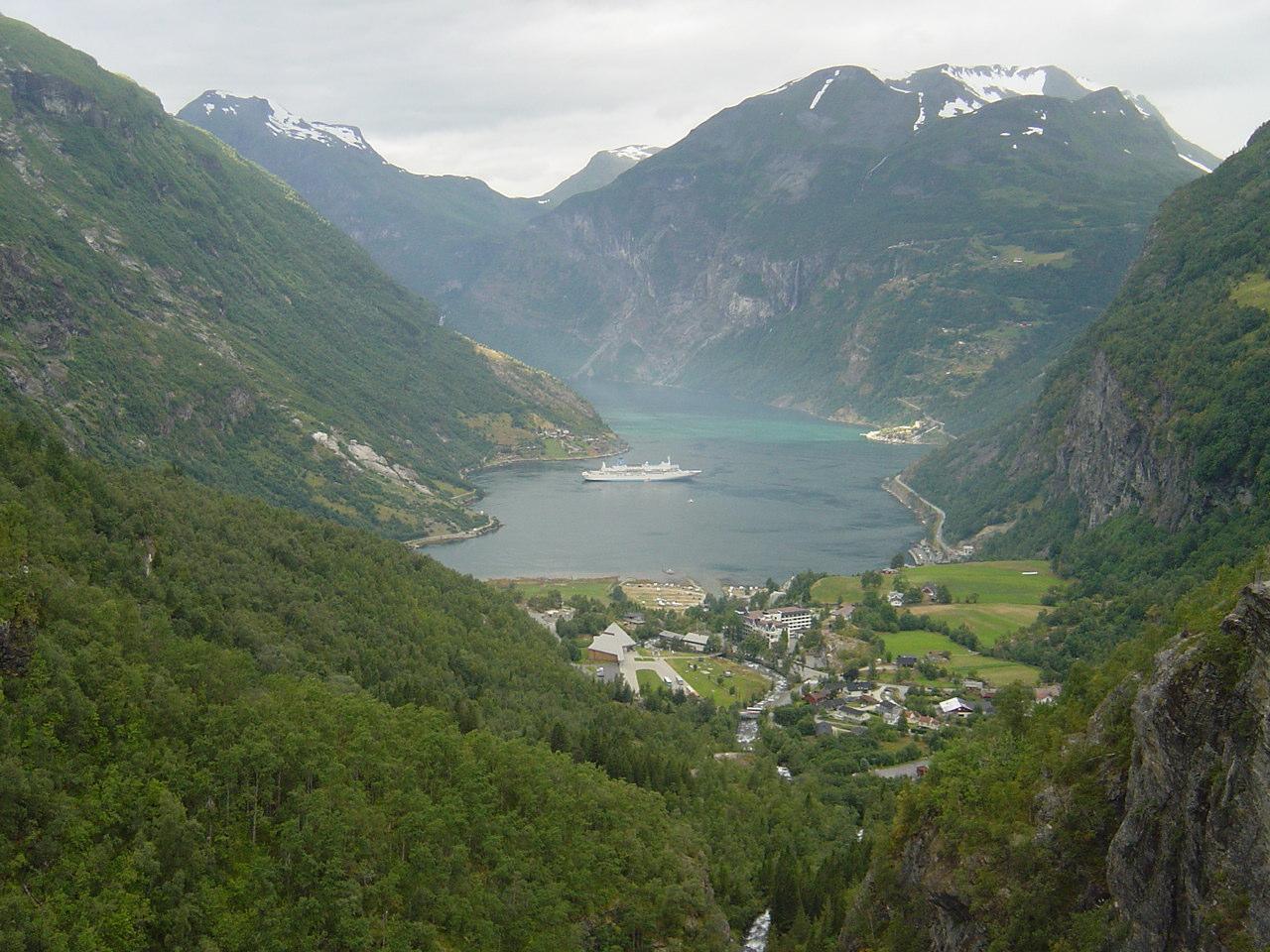 Image result for Geiranger