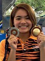 Nur Dhabitah Sabri Malaysian diver
