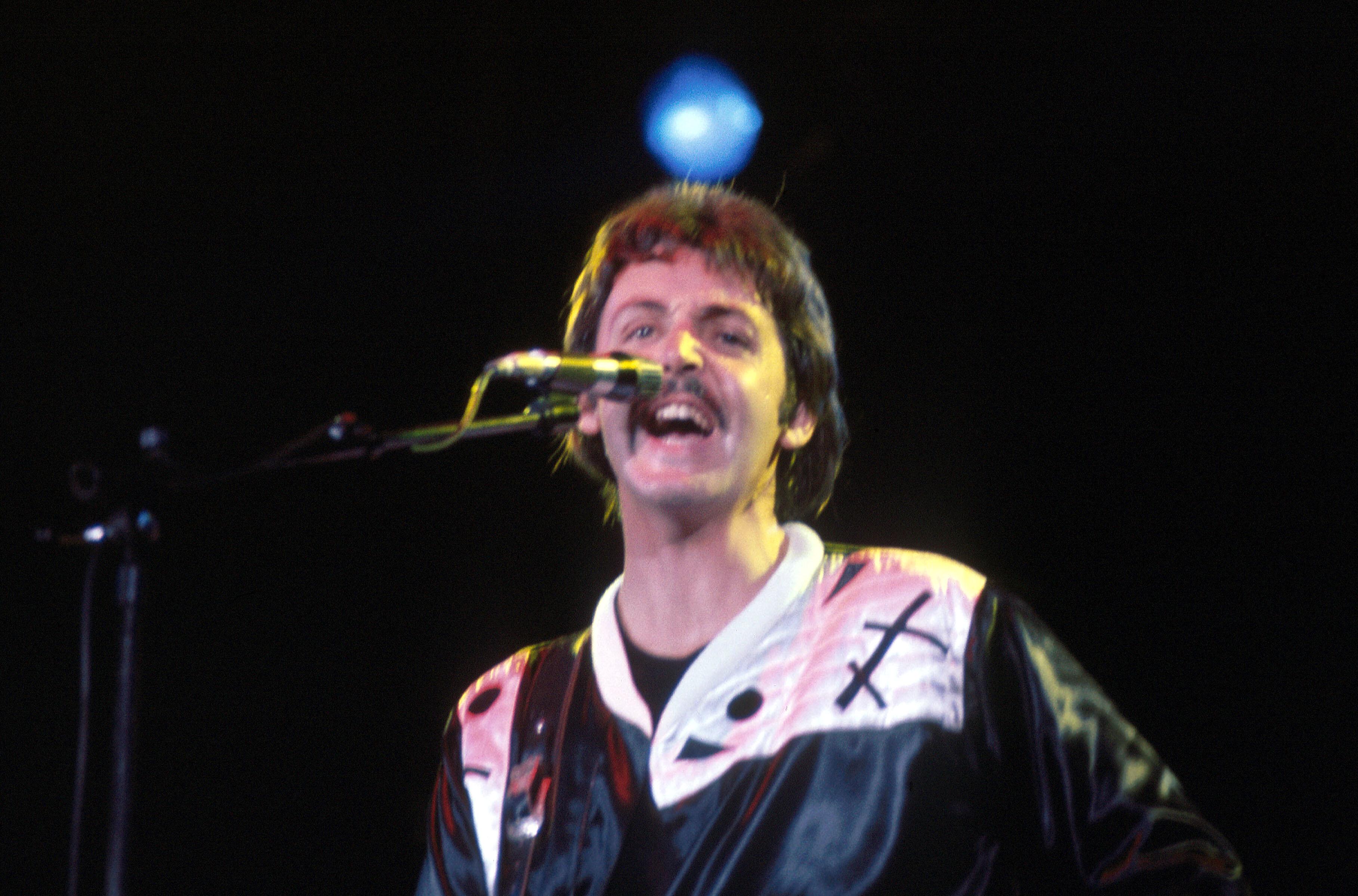 Paul And Ringo Tour