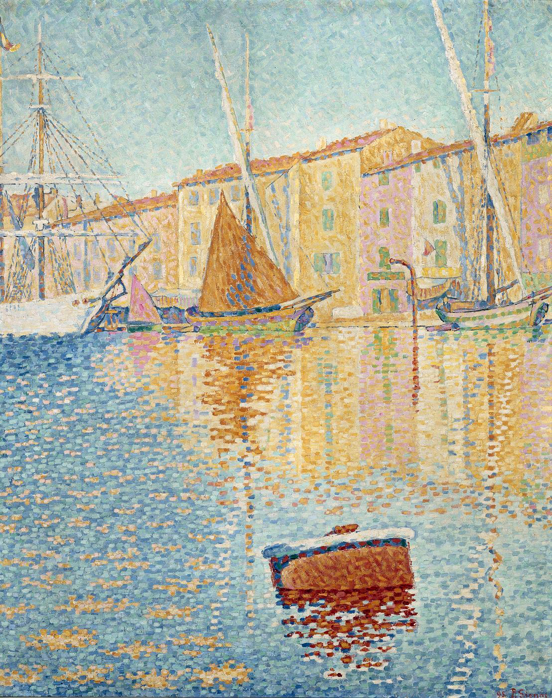 File:Paul Signac La bouee rouge.jpg