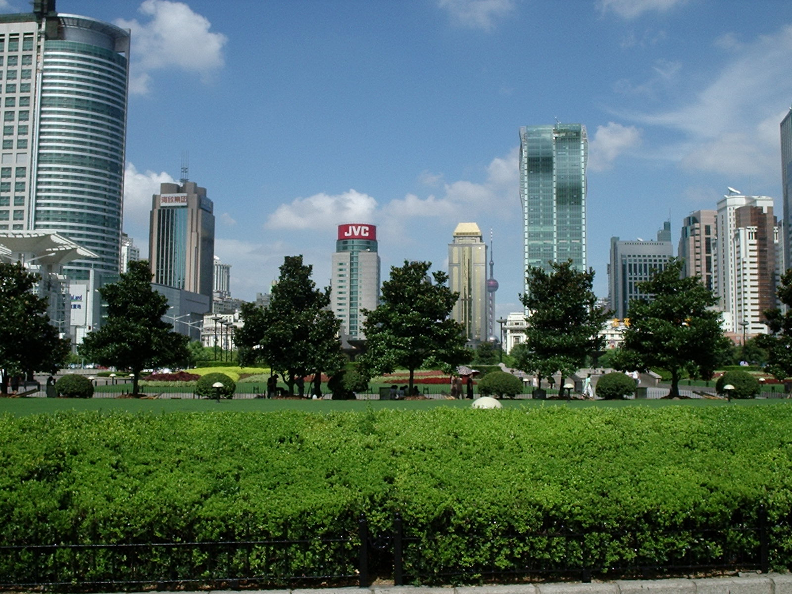 shanghai peoples park matchmaking The human need for green space: urban parks in shanghai  and nature-like places is growing as more people move to  relation to park structure .