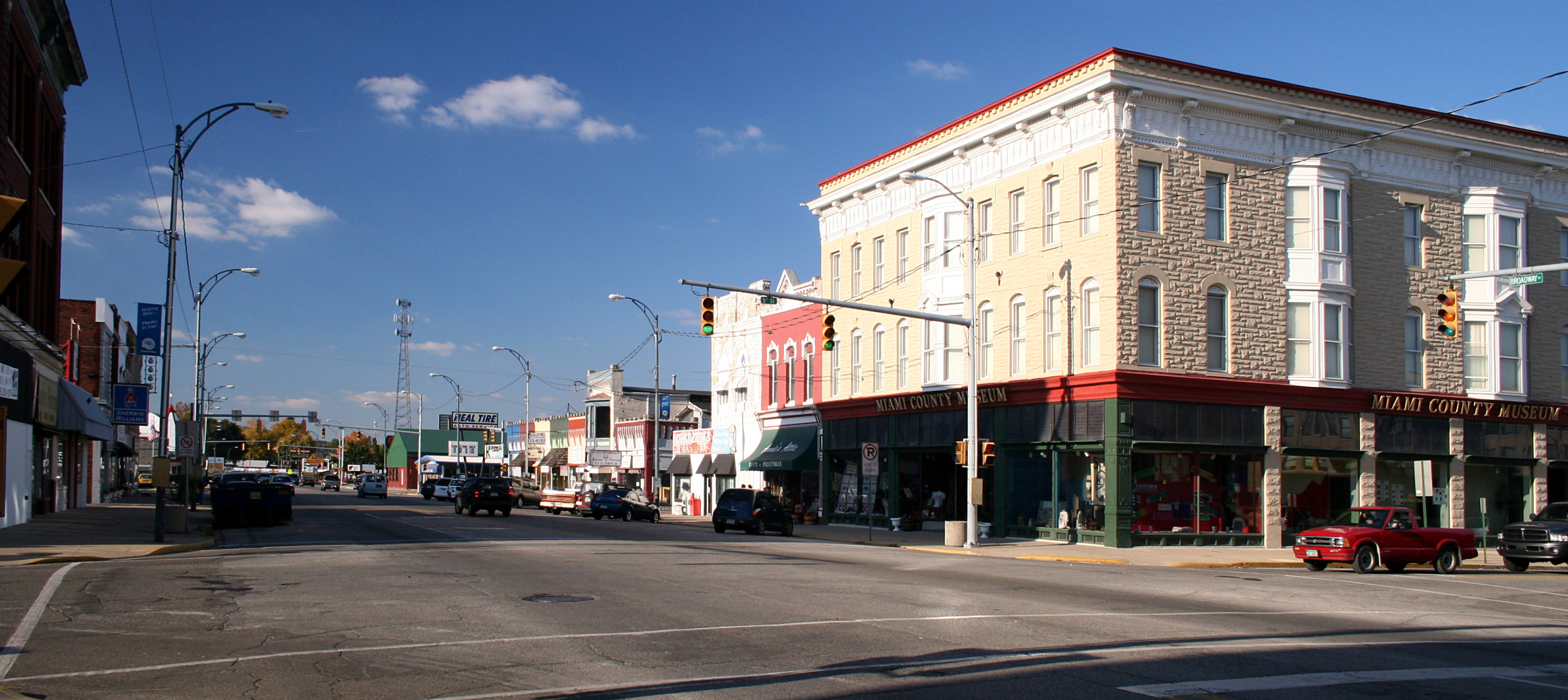 Peru Indiana Pictures To Pin On Pinterest PinsDaddy - Map of miami county indiana