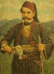 Pecija Serbian revolutionary