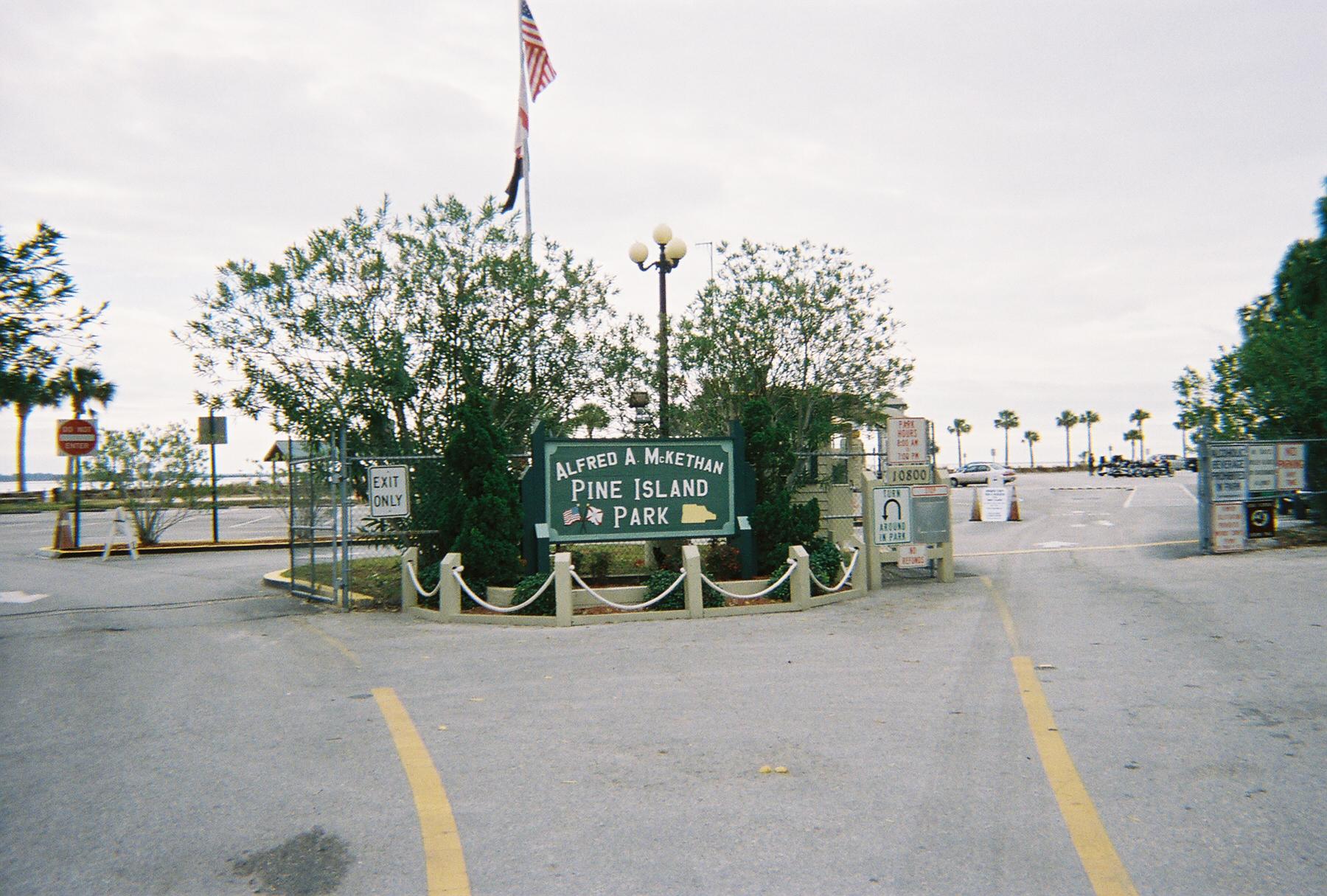 Pine Island Cdp Fl County