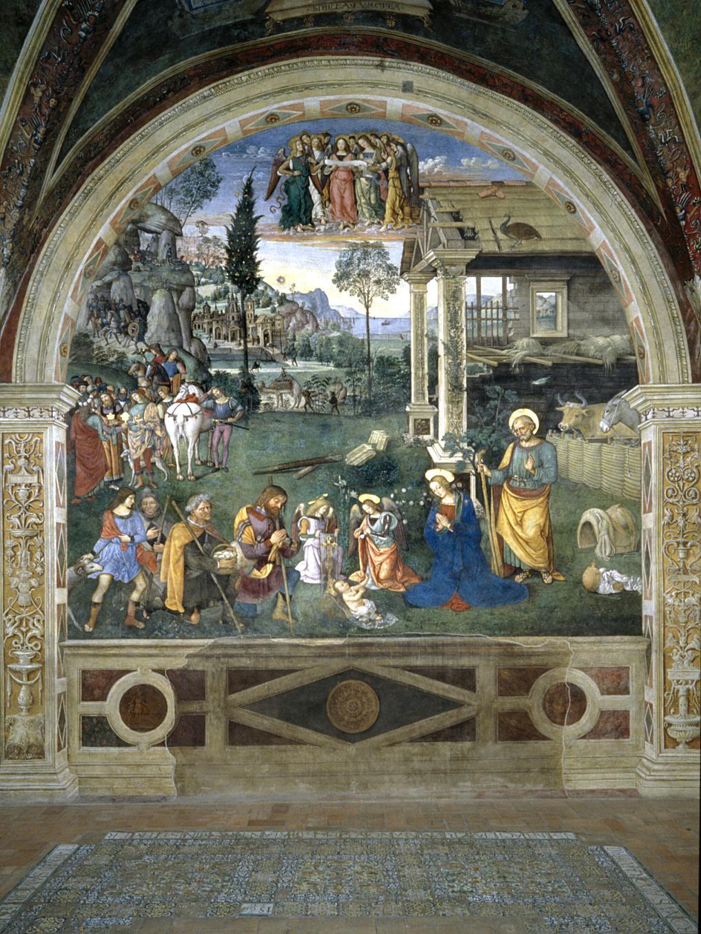 File:Pinturicchio Spello Nativit.jpg - Wikimedia Commons