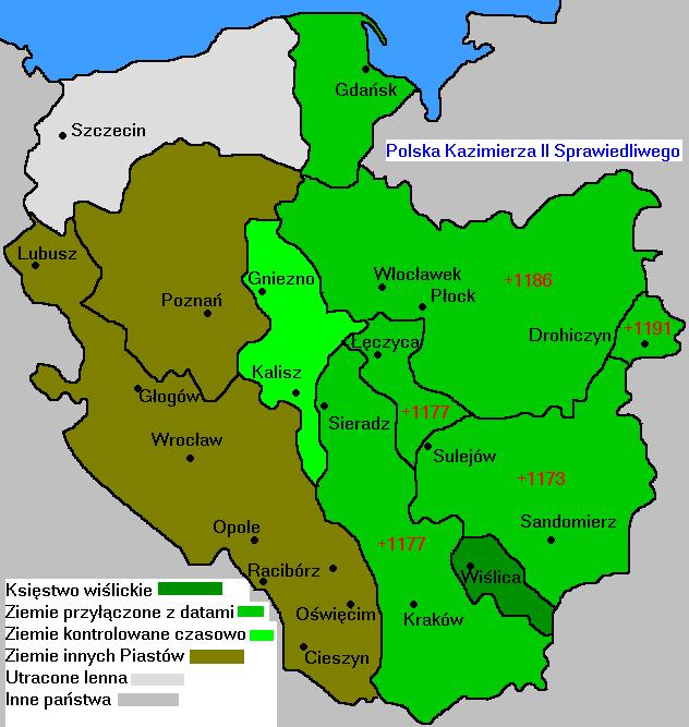 Polska 1177-1194