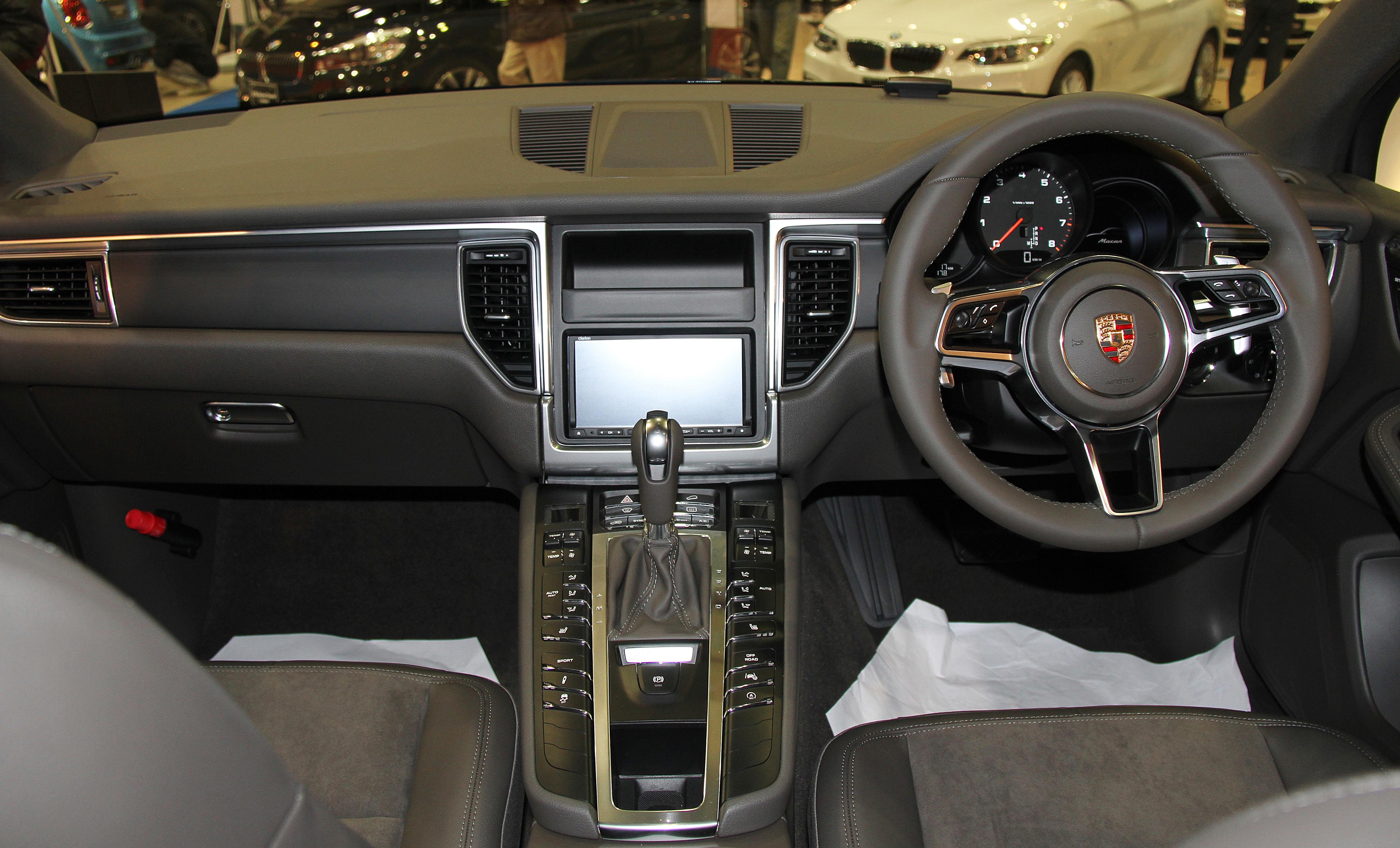 Porsche Macan Interior Colors Cabinets Matttroy