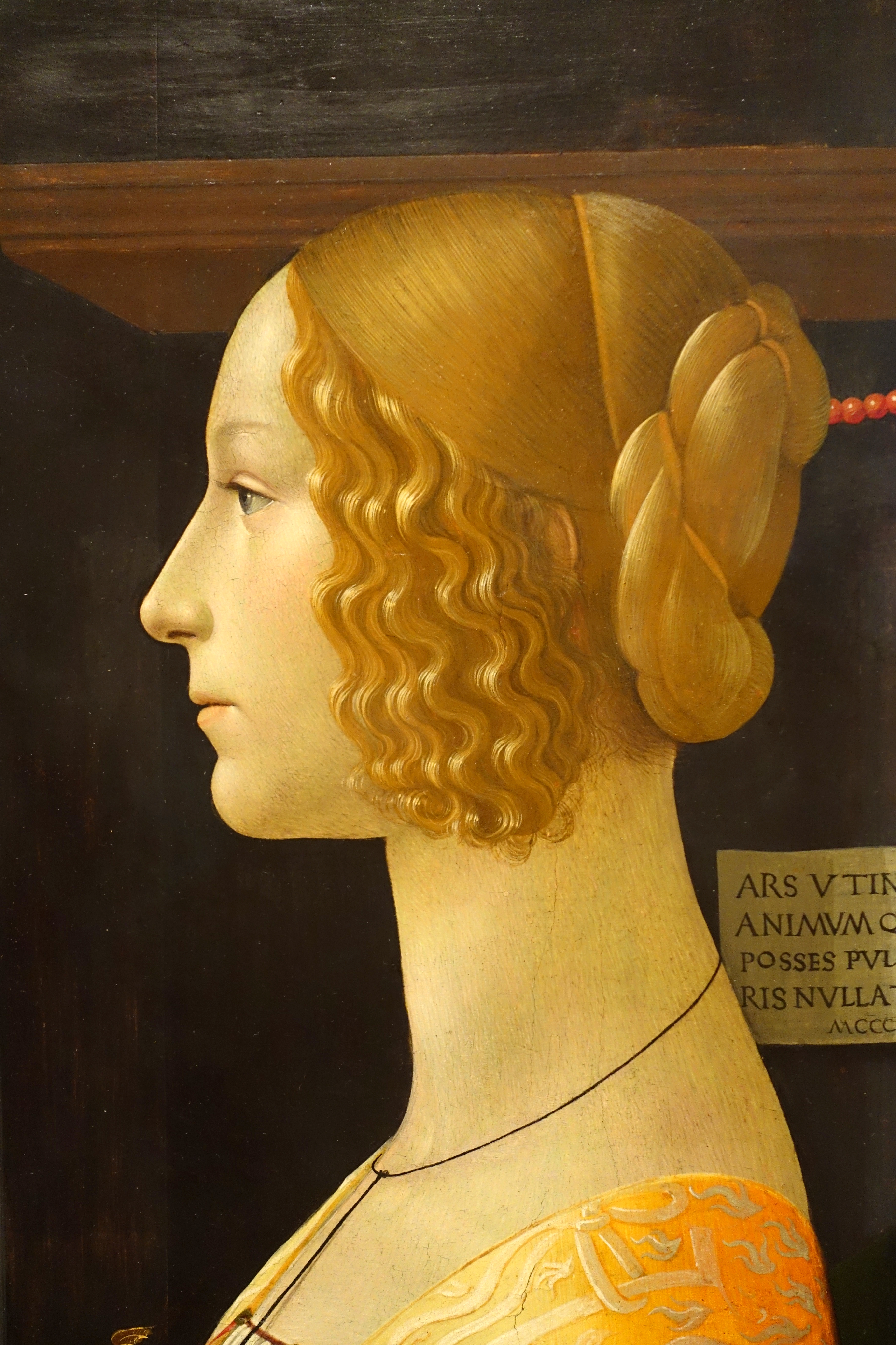 1488 meaning - File Portrait Of Giovanna Tornabuoni By Domenico Ghirlandaio View 2 1488 Ad