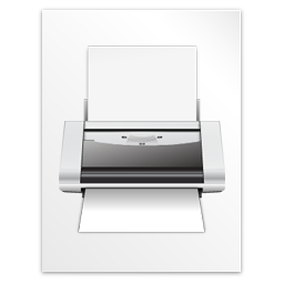 File Printer Icon From The Crystal Project Icon Theme Png Wikimedia Commons