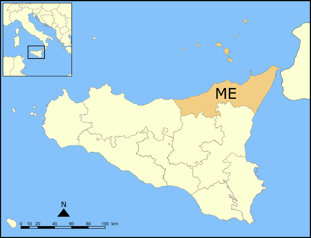 Messina province Travel guide at Wikivoyage