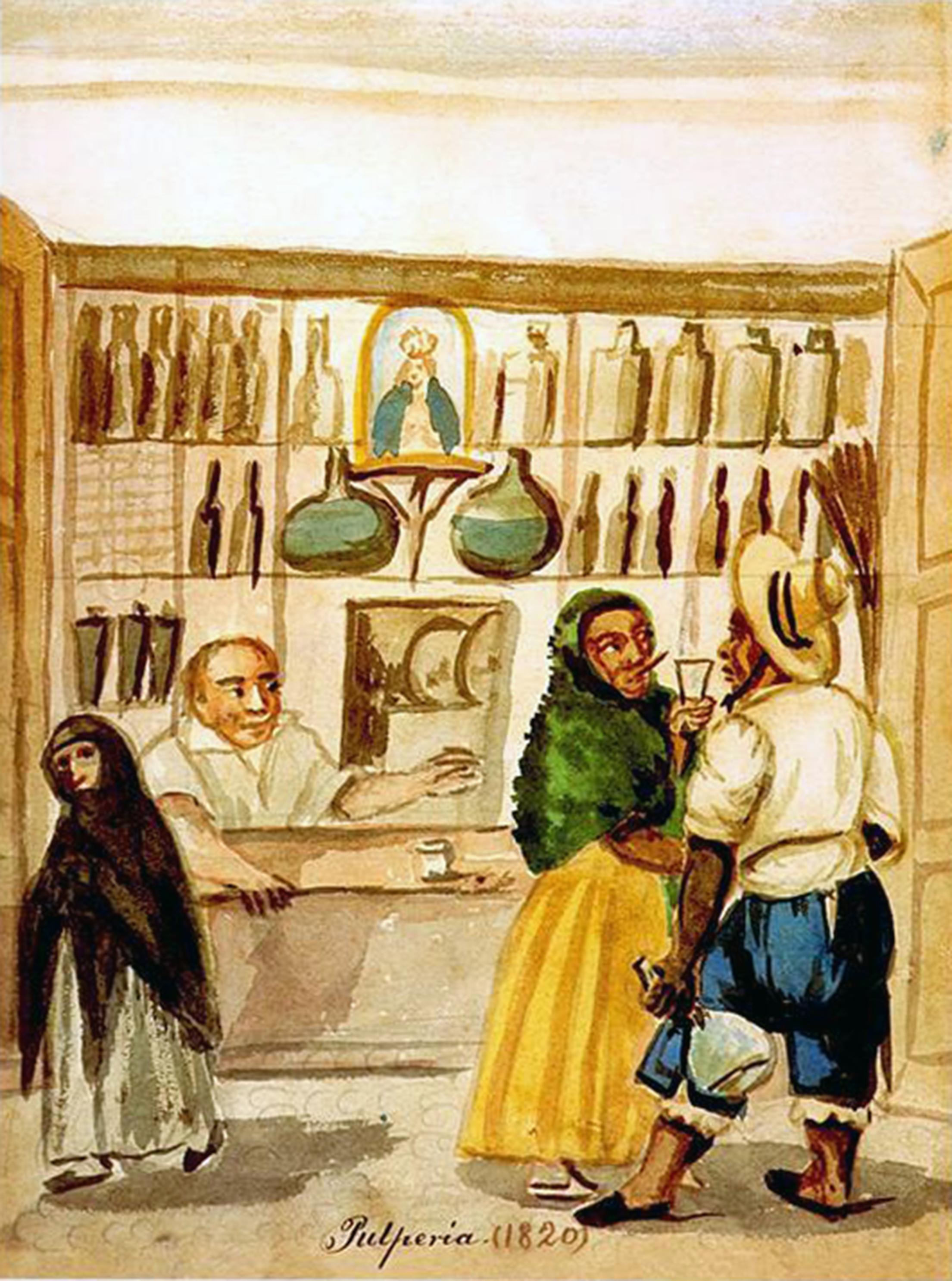 Pulpería - Wikipedia, la enciclopedia libre