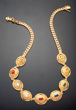 Mala Necklace Design Ideas