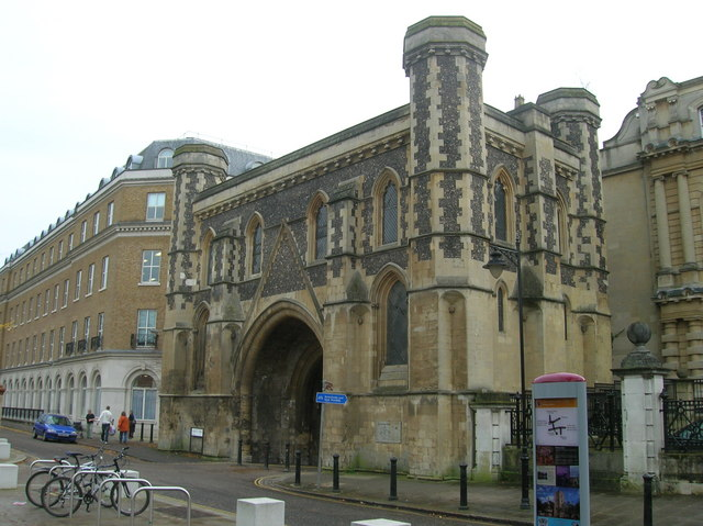 File:Reading Abbey Inner Gatehouse, The Forbury - geograph.org.uk - 397564.jpg