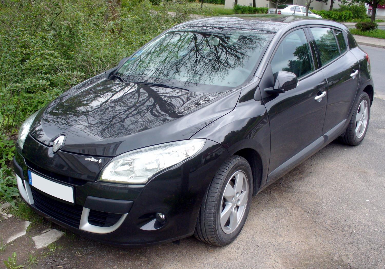 GALLERY: Renault Megane 2014 Sedan