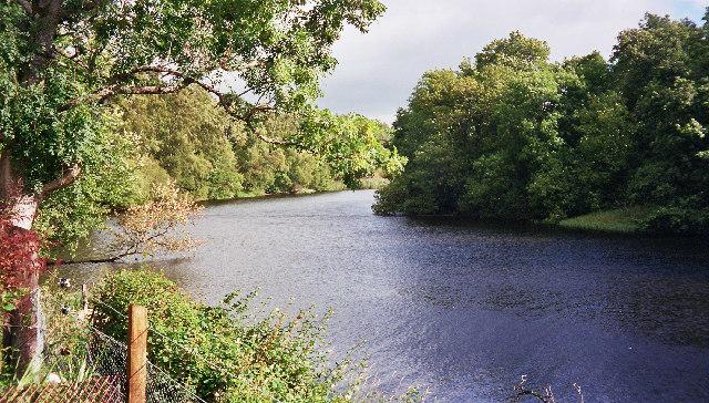 River Spey at Kincraig