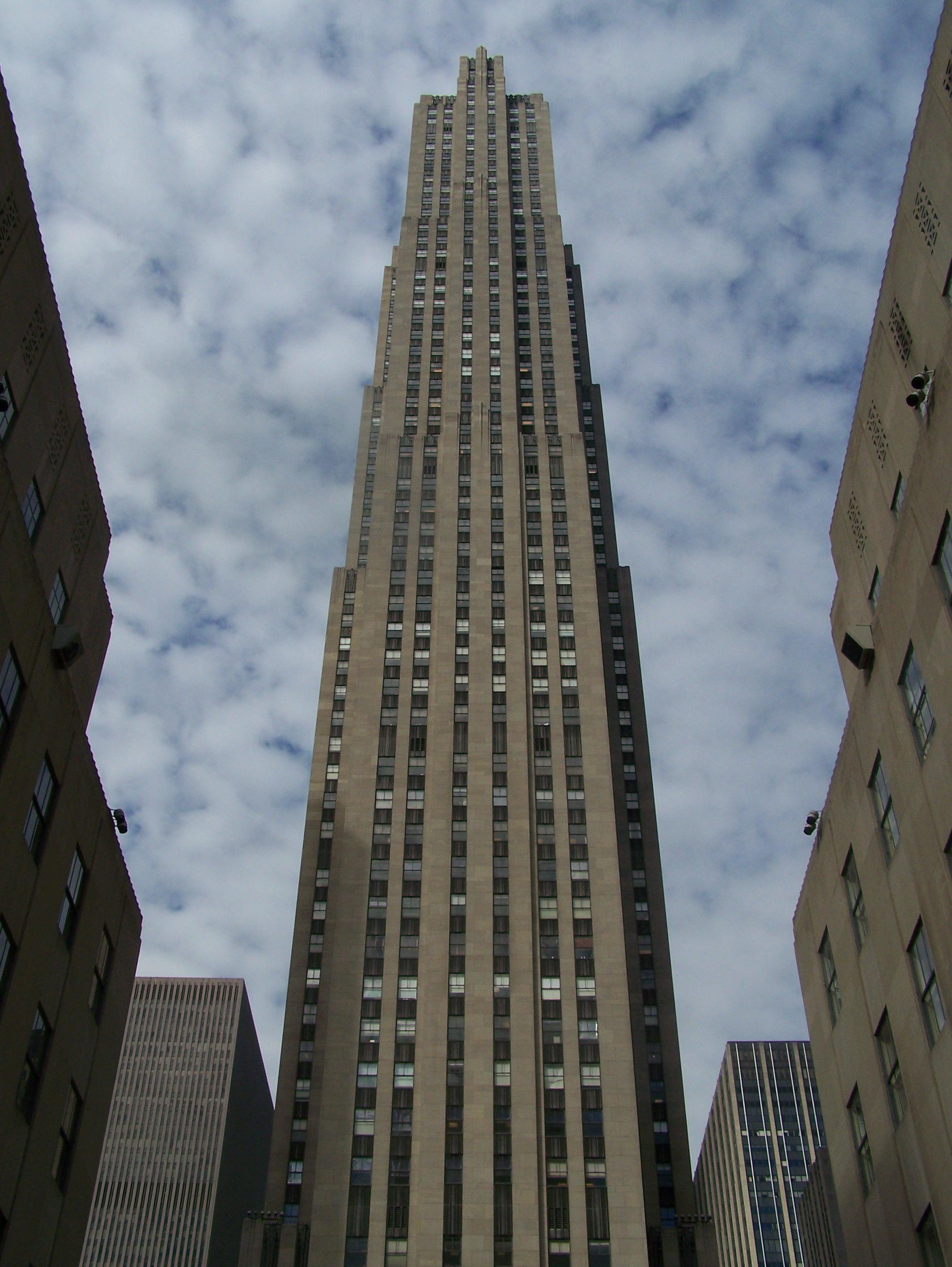 Rockefeller Center Top Of The Rock Magic Photos