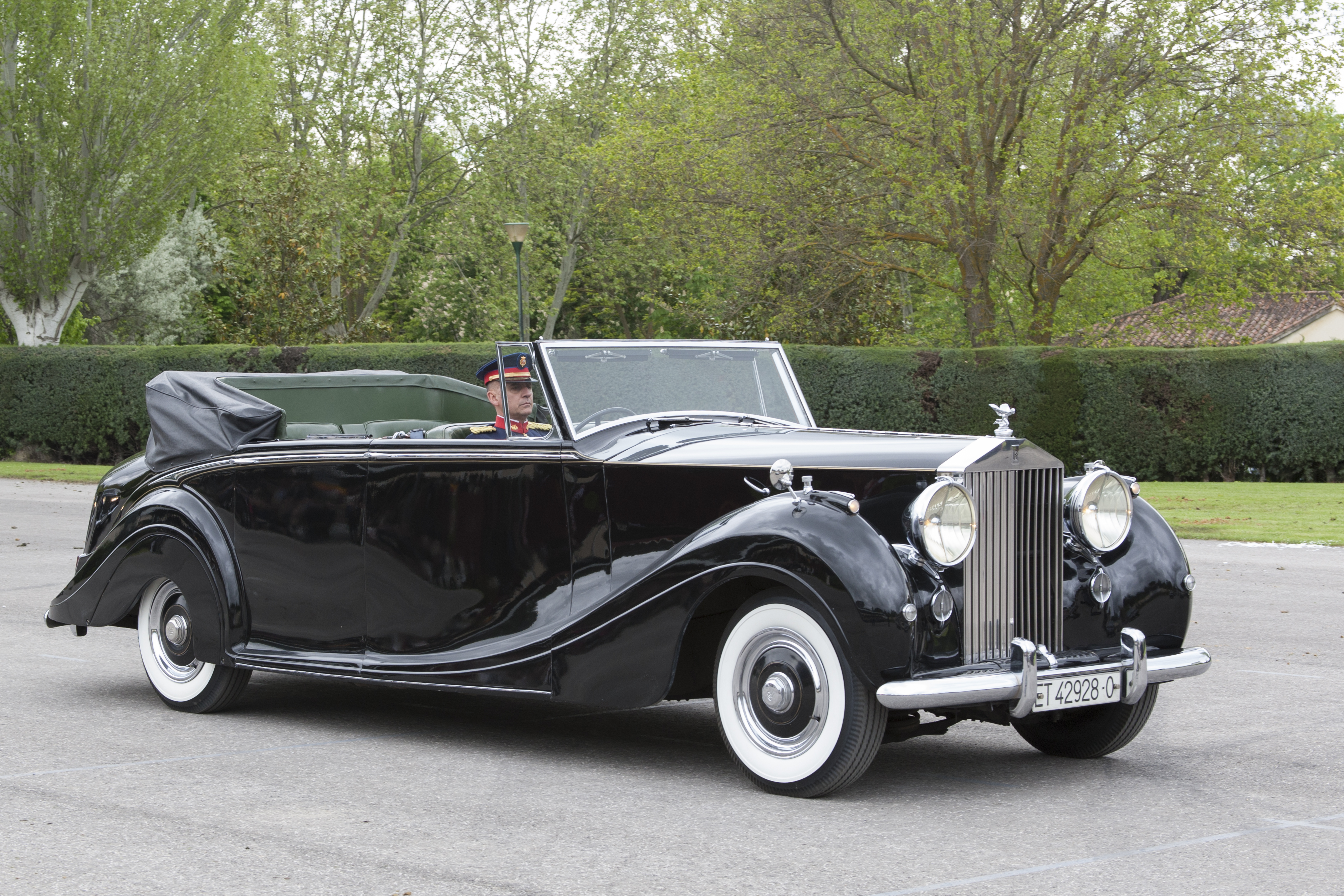 Rolls-Royce Phantom IV - Wikiwand
