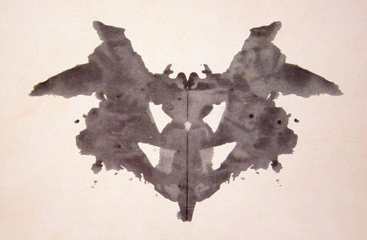 Was könnte das sein?, fragte Hermann Rorschach