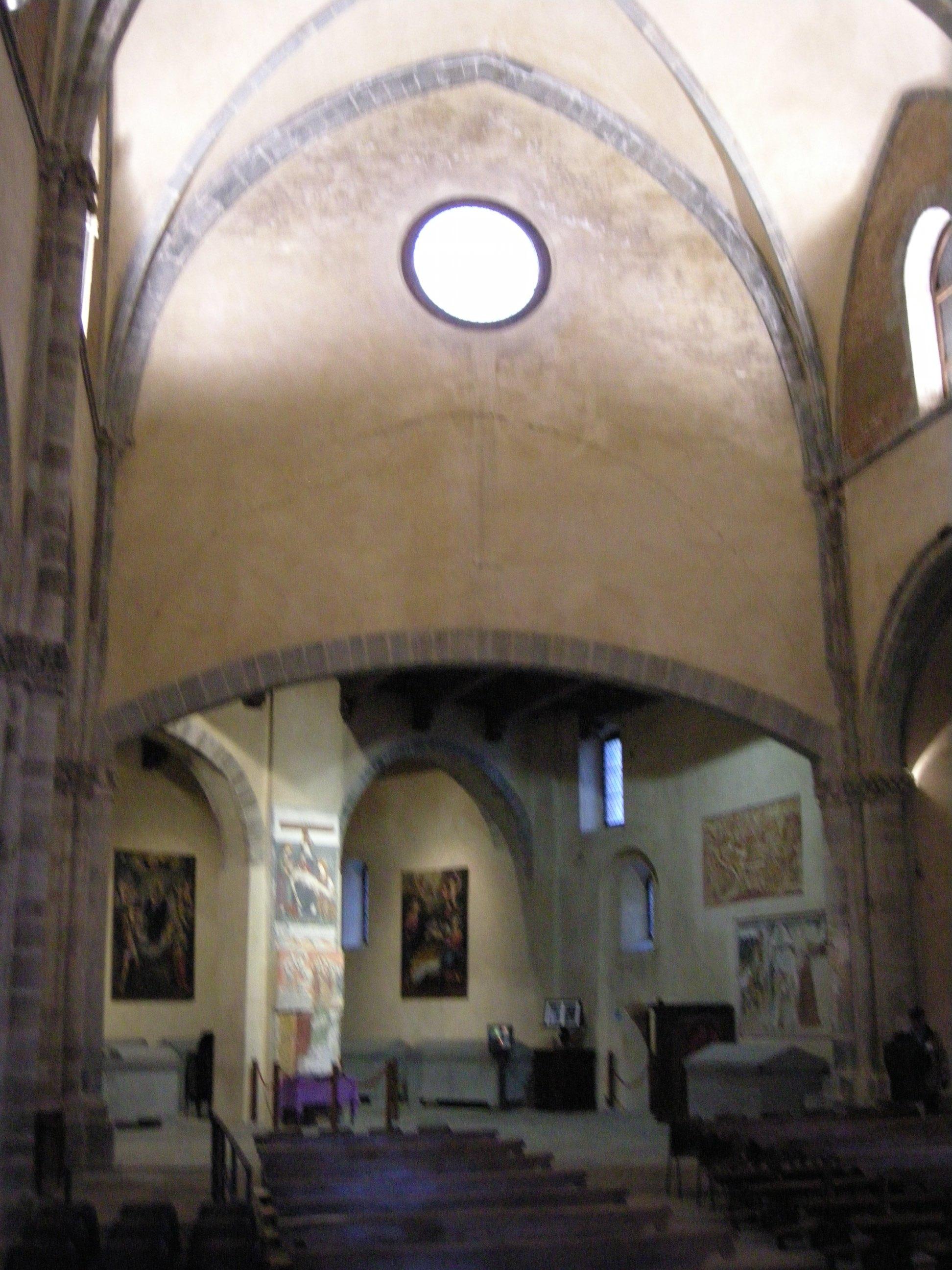 Fitxer Sacra Di San Michele Chiesa Abbaziale Interno 09