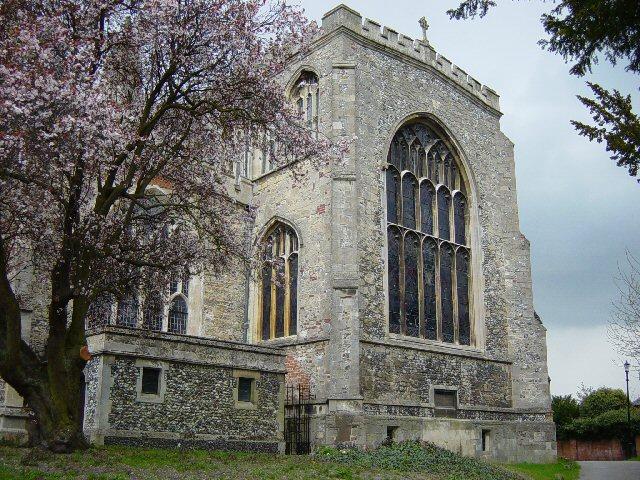 Saint Mary's Church, Saffron Walden - geograph.org.uk - 154537
