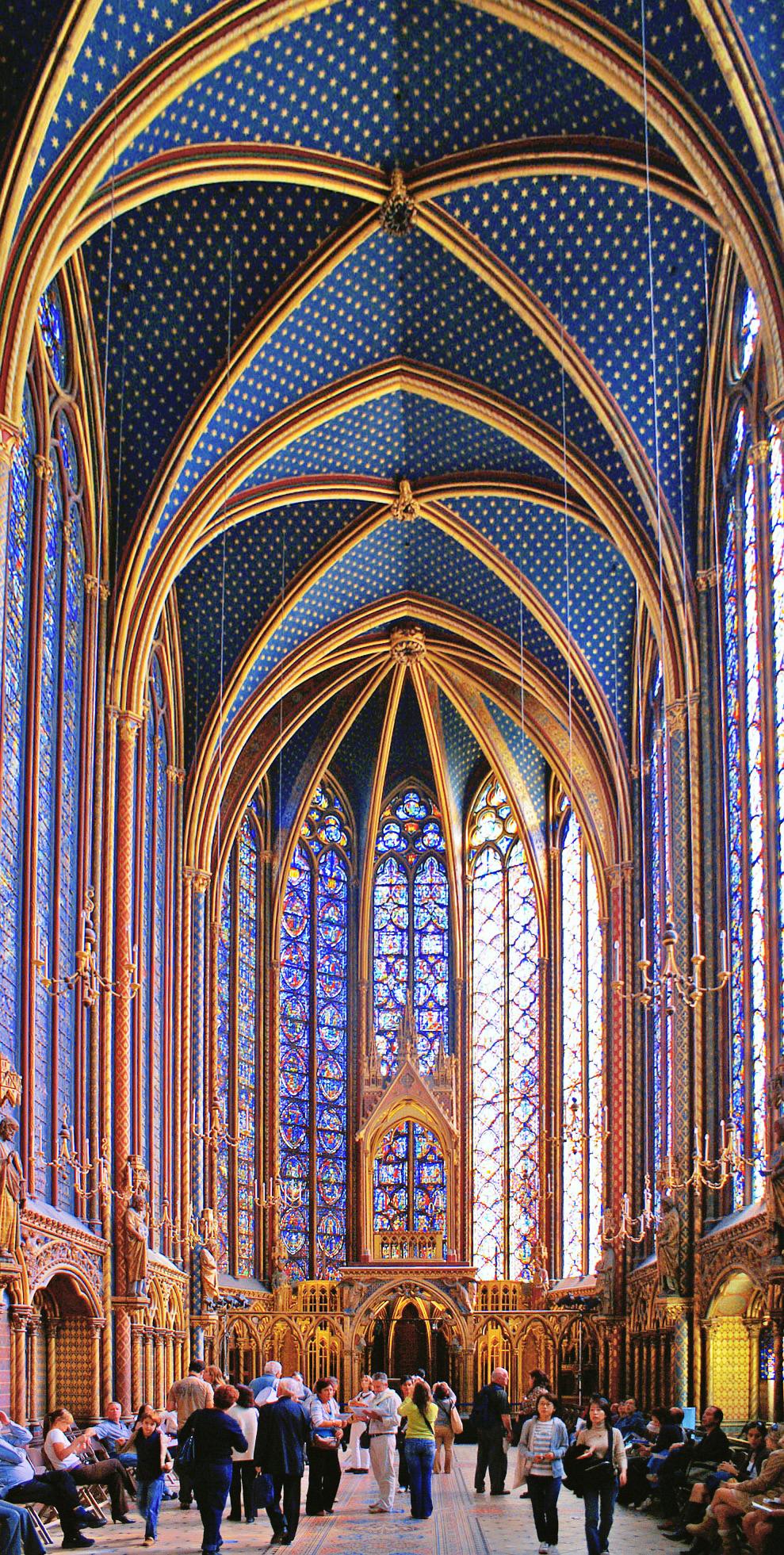 サント・シャペル(パリ) Wikipedia