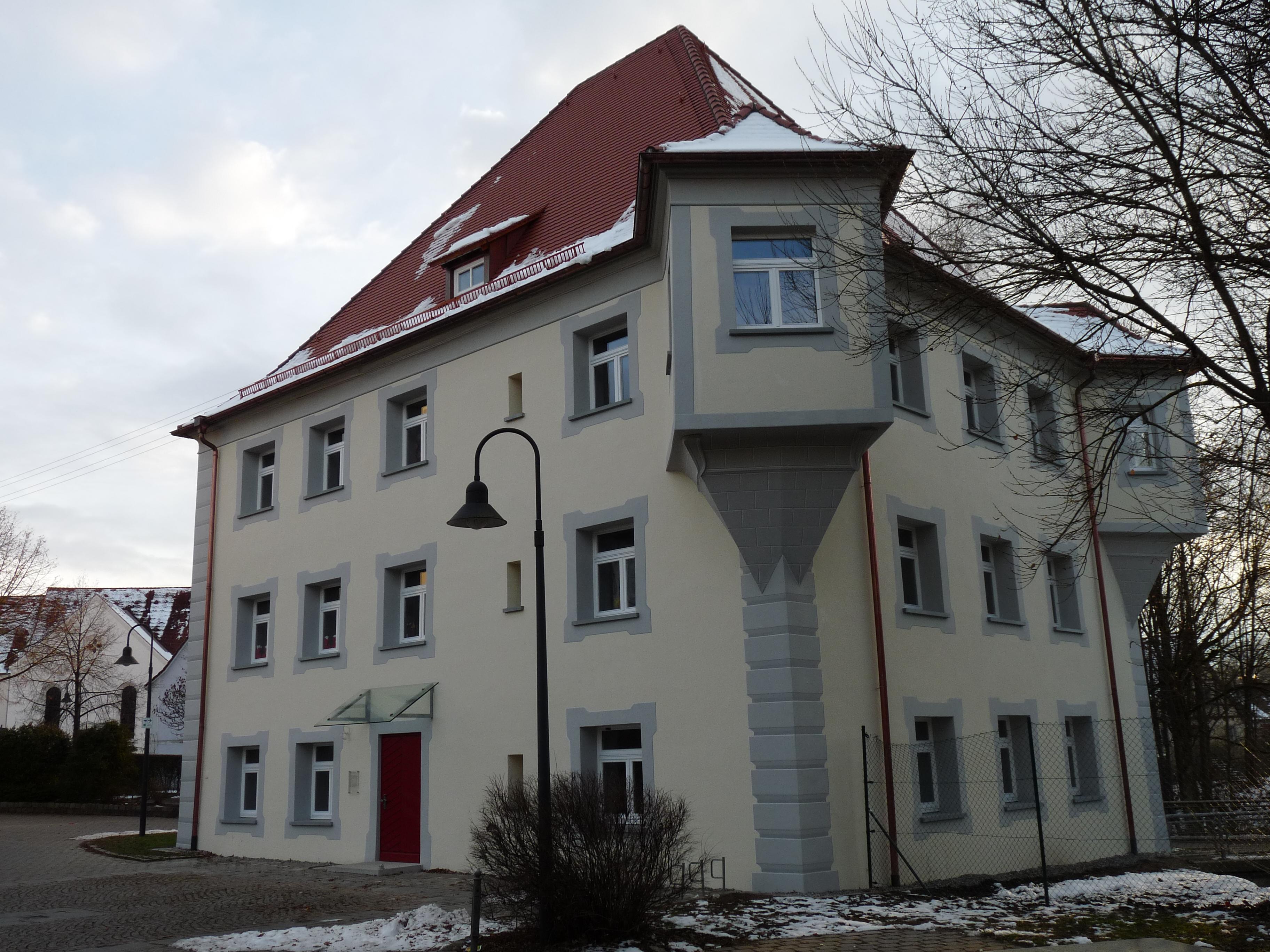 File Schlosschen Ratzenhofen In Sigmaringendorf Jpg Wikimedia Commons
